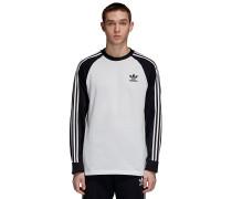 3-Stripes - Langarmshirt - Weiß