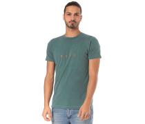 Quad Pigment - T-Shirt - Grün