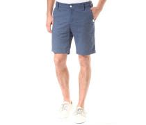 Karel Melange - Shorts - Blau