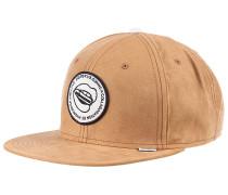 6P SB Kaliber Snapback Cap - Beige