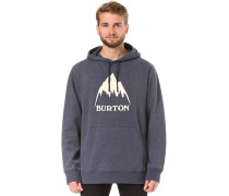 Classic Mountain High - Kapuzenpullover - Blau