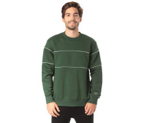 Piping - Sweatshirt - Grün