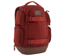 Distortion 29L Rucksack - Rot