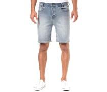 Outsider Denim - Shorts - Blau