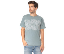 Leaves - T-Shirt - Grün