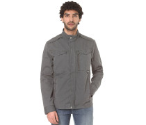 Cotton Biker - Jacke - Grau