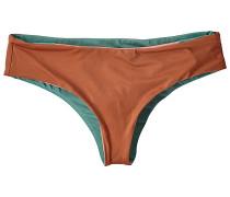 Reversible Cutback Bottoms - Bikini Hose - Pink