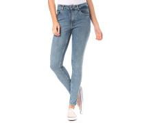 Mid Skin - Jeans - Blau