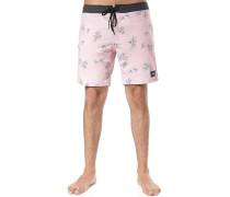 Palm Leaf - Boardshorts - Pink
