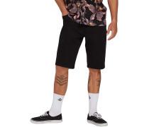 Kinkade - Shorts - Schwarz