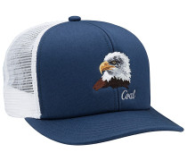 The Wilds Trucker Cap - Blau