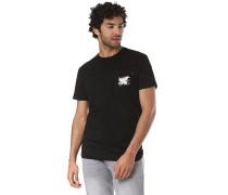 Chromium - T-Shirt - Schwarz
