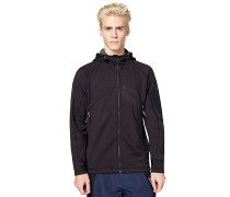 Powerstretch - Fleecejacke - Grau