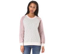 Slub Raglan - Sweatshirt - Pink