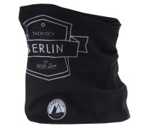 Berlin Neckwarmer - Schwarz