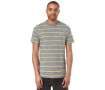 Stripe - T-Shirt - Grau