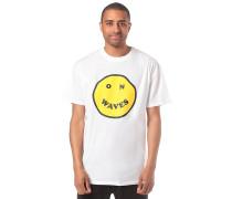 No Waves - T-Shirt - Weiß