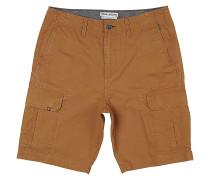 Scheme - Cargo Shorts - Braun