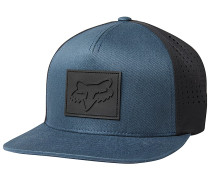 Redplate Snapback Cap - Blau