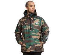 Bolamcamo - Jacke - Camouflage