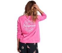 Sea Breeze - Sweatshirt - Pink