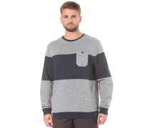 Surrender Crew - Sweatshirt - Blau