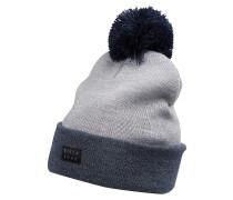 Disaster Pompom - Mütze - Blau