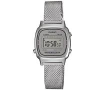 LA670WEM-7EF Uhr - Silber