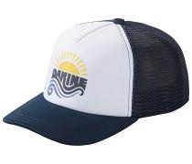 Sun Wave Trucker Cap - Blau