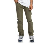 Sumner Straight - Jeans - Grün