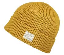 Bouncer Wool Mix - Mütze - Gelb