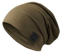 Jersey Mütze - Grün