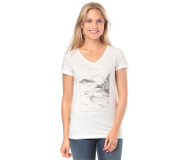 By The Sea - T-Shirt - Weiß