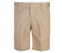 Slim Stgt - Chino Shorts - Beige