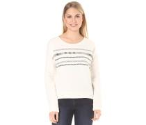 Indian Summer - Sweatshirt - Weiß