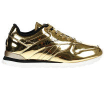 City Runner - Sneaker - Gold