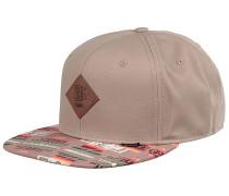 6P SB CP Mex Carp Snapback Cap - Beige