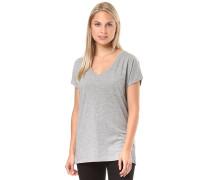 Essentials V-Neck - T-Shirt - Grau