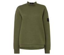 Aralia Quilted Crew - Sweatshirt - Grün