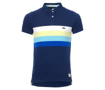Horizon - Polohemd - Blau
