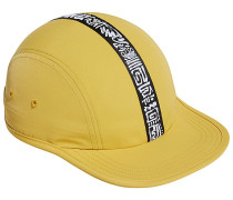 Threes 4 Panel - Strapback Cap - Gelb