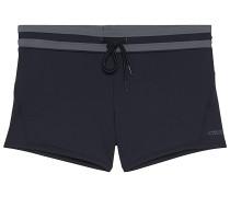 Boxer-Badehose - Shorts - Schwarz