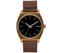 Time Teller Uhr - Braun