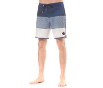Tijuana Scallop 18 - Boardshorts - Blau