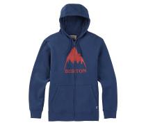 Classic Mountain High - Kapuzenjacke - Blau