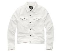 D-Staq 3D DC - Jacke - Weiß