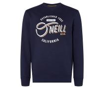 Mugu Cali Crew - Sweatshirt - Blau