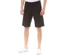 Regular - Cargo Shorts - Schwarz