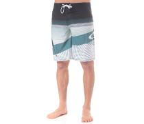 Gnarly Wave 21 - Boardshorts - Grün