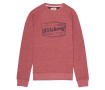 Labrea Crew - Sweatshirt - Rot